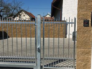 Posuvné brány Pardubice